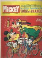 LE JOURNAL DE MICKEY  N° 1097  -  Déssin: WALT DISNEY   -    1973 - Journal De Mickey