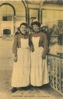 Cpa MARTIGNY LES BAINS 88 - 1908 - Les Sourcières - Edition De L'Etablissement De Martigny (Vosges) - France