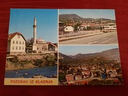 KLADANJ, ORIGINAL VINTAGE POSTCARD - Bosnia And Herzegovina