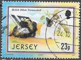Jersey - Y&T N° 1046 - Oblitéré - Jersey