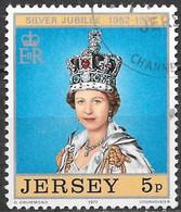 Jersey - Y&T N° 1053 - Oblitéré - Jersey