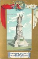 Canada - Lot De 2 Cartes Des Fetes Du 3e Centenaire De QUEBEC 1608-1908 - Monument Laval Et Ville - Quebec