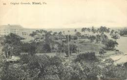 USA - Miami, Florida - Original Grounds In 1907 - Miami