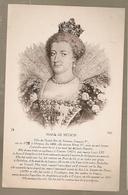 France ** & Postal, Portrait Familles Royales, Marie De Médicis (21) - Paintings
