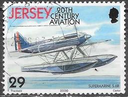 Jersey - Y&T N° 1076 - Oblitéré - Jersey
