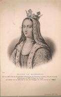 France ** & Postal, Famille Royale, Jeanne De Bourgogne, Femme De Philippe V (244) - Paintings