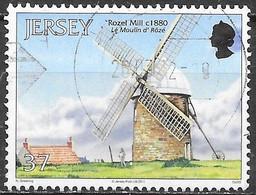 Jersey - Y&T N° 1109 - Oblitéré - Jersey