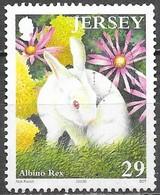 Jersey - Y&T N° 1121 - Oblitéré - Jersey