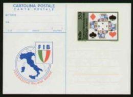 1983 - Federazione Italiana Bridge - Nuova - 1946-.. République