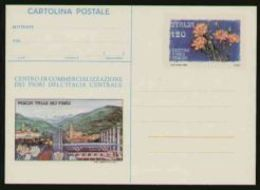 1980 - Pescia Valle Dei Fiori -  Nuova - 1946-.. République