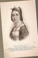 France ** & Postal, Portrait Familles Royales, Jeanne De France Ou De Valois (7) - Paintings