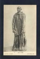 Auguste Rodin *Jean D'Aire* Ed. Leon Marotte - Paris Nº 7. Nueva. - Esculturas