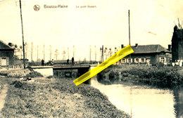BOUSSU-HAINE - Le Pont Dussart - Boussu