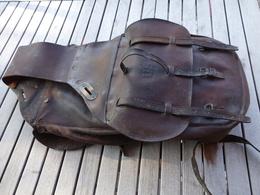 Harnachement De La Cavalerie  US 14/18  Fontes ( Sacoches) De Selle Mod 1912 - 1914-18