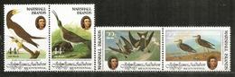Hommage à Jean-Jacques Audubon, Ornithologue, Naturaliste Et Peintre. 4 Timbres Neufs ** - Marshall