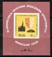 POLAND  Scott # 1165** VF MINT NH SOUVENIR SHEET  LG-901 - Blocks & Sheetlets & Panes