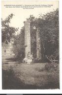 GUEMENE - Colonnes De L'ancien Château Des ROHAN - LE LAMER éditeur - Guemene Sur Scorff
