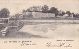 Château De Barbençon Nels Série 10 N° 24 Circulée En 1906 - Beaumont