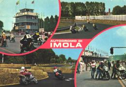 Imola / Autodromo / Motorrad / Motorbike / Ferrari (D-A298) - Moto