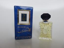 Salvador Homme - Salvador Dali - Eau De Toilette - 5 ML - Miniatures Men's Fragrances (in Box)