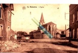 LA BUISSIERE - L'Eglise - Merbes-le-Château