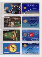 33 Télécartes De FRANCE, Faibles Tirages - Télécartes