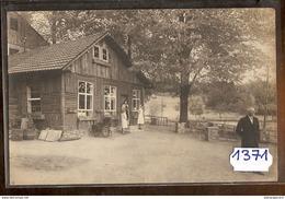 1371 CARTE PHOTO/N°67/SCHUTZENHAUS BAIRODA BEI BAD LIEBENSTEIN CACHET TTB - Bad Liebenstein