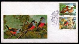 COLOMBIA- KOLUMBIEN- 1994. FDC/SPD. DUCKS AND BIRDS - Colombia