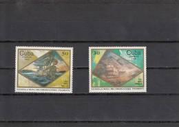 Cuba Nº 2933 Al 2934 - Cuba