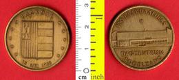 B-25551 Belgium 1982 – 100 Laakdaalders / Dagcentrum Vogelzang. Medal Token - Other