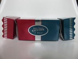 Coffret Duo Jean-Paul Gaultier - Bonbon - Saint Valentin 2007 - Miniatures Men's Fragrances (in Box)