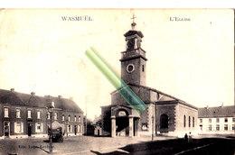 WASMUEL - L'Eglise - Quaregnon
