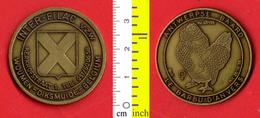 B-25552 Belgium 1988 – 100 Anver / Antwerpe Baard. Medal Token - Other