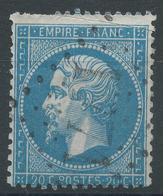 Lot N°45042  Variété/n°22, Oblit GC 1771 Gardonne, Dordogne (23), Ind 21 Ou Hayange, Moselle (55), Ind 6, Piquage - 1862 Napoléon III