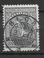 1906 USED Nederlands Indië (stempel) - Indie Olandesi