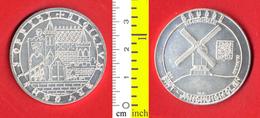 B-25558 Belgium 1987 – 100 Huismoeek / Brugge. Medal Token - Other