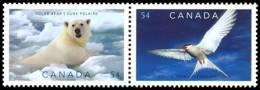 Canada (Scott No.2327a - Régions Polaires / Polar Regions) [**] - 1952-.... Règne D'Elizabeth II