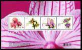 Canada (Scott No.2356 - Orchidées / Orchids ) (**) Feuillet / SS - 1952-.... Règne D'Elizabeth II