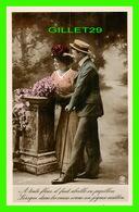 COUPLES - A TOUTE FLEUR IL FAUT ABEILLE OU PAPILLON ... - ÉCRITE -  WALERY, PARIS - - Couples