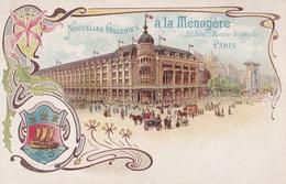 PARIS / Nouvelles Galeries à La Ménagère - France