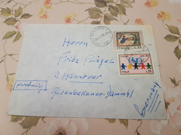 (2664) ITALIA STORIA POSTALE 1973 - 6. 1946-.. Repubblica