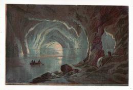 Chromo   Sans Pub   Grotte Azura     Grand Format   24 X 16 Cm - Chromos
