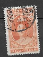 1923 USED Nederlands Indië - Niederländisch-Indien