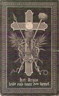 DP. MARIA DENEYER ° DWORP 1864- + 1893 - Religion & Esotérisme