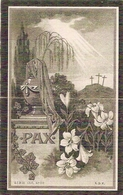 DP. MATHILDE VAN EECKE ° ELVERDINGHE 1842 - + COXYDE 1924 - Religion & Esotérisme