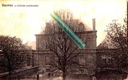 HARCHIES - L'Ecole Communale - Bernissart