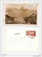 6323 AK/PC/ CARTE PHOTO/1044/BRESIL/RIO DE JANEIRO/BOTAFOGO/217/1954 /TTB - Rio De Janeiro