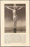 DP. OORLOG 40-45 - JOZEF RYCKEWAERT ° KOKSIJDE 1920 - +GESNEUVELD GULLEGEM 1940 - Religion & Esotérisme