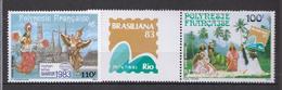 Polynésie Française, Superbe ** PA176 + PA177 - Neufs