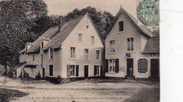 CPA Environs De Boulogne Sur Mer, La Vallée Du Denacre, Le Premier Moulin, Estaminet - Boulogne Sur Mer